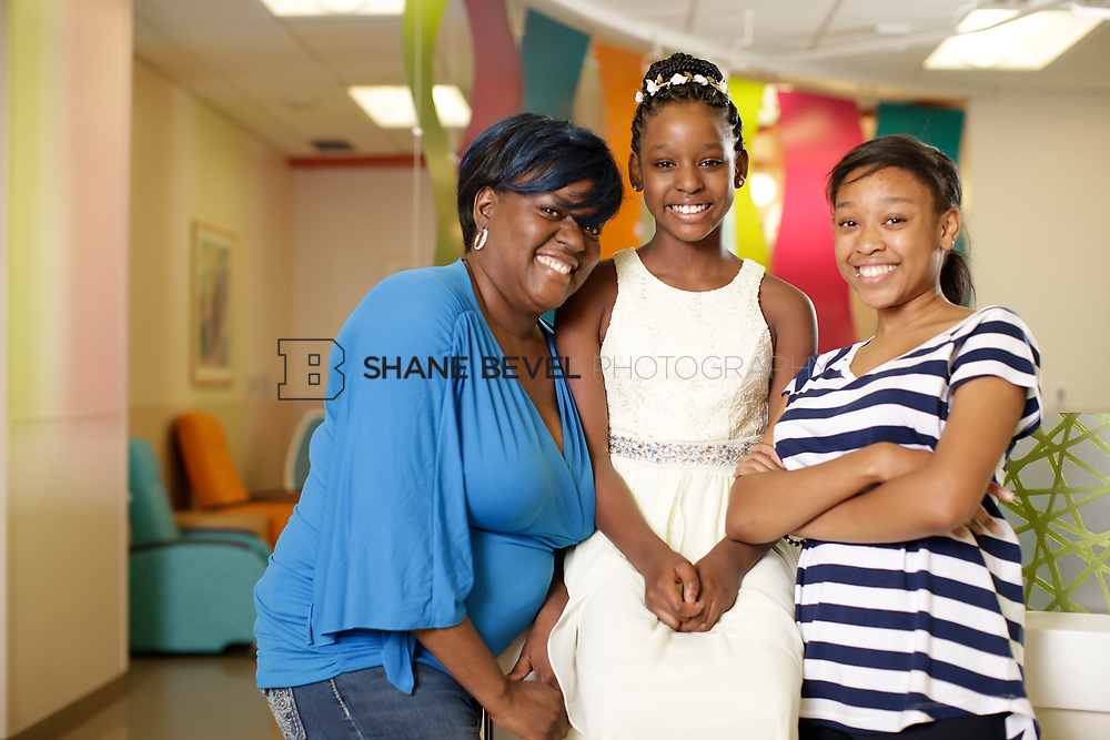 5/26/17 3:22:09 PM --  Sickle Cell Patients photographed for the St. Jude brochure. <br /> <br /> Photo by Shane Bevel