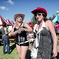 Nederland,Haarlemmermeer, 24 august 2008 .Festival Mysteryland.