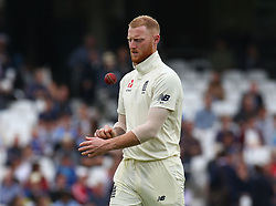 September 11, 2018 - London, Greater London, United Kingdom - England's Ben Stokes .during International Specsavers Test Series 5th Test match Day Five  between England and India at Kia Oval  Ground, London, England on 11 Sept 2018. (Credit Image: © Action Foto Sport/NurPhoto/ZUMA Press)