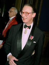 SIR ROBERT FELLOWES, Private Secretary to HM The Queen, at a dinner in London on 22nd May 1997.LYP 22