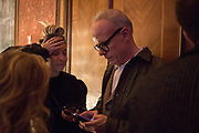 HANS ULRICH OBRIST, SERPENTINE PARTY, Palazzo Benzon  9 May 2019