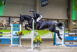 Heylen Rik, BEL, Jariska<br /> Nationaal Indoorkampioenschap  <br /> Oud-Heverlee 2020<br /> © Hippo Foto - Dirk Caremans