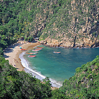 Puerto Maya. Estado Vargas. Venezuela.