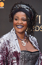 Sharon D. Clarke arriving for The Olivier Awards at the Royal Albert Hall in London.