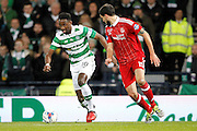 Celtic's Moussa Dembele (10) during the Betfred Scottish Cup  Final match between Aberdeen and Celtic at Hampden Park, Glasgow, United Kingdom on 27 November 2016. Photo by Craig Galloway.