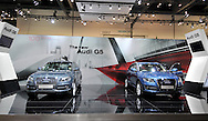 Audi Q5.Media Preview .Melbourne International Motorshow.Melbourne Exhibition Centre.Clarendon St, Southbank, Melbourne .Friday 27th of February 2009.(C) Joel Strickland Photographics.