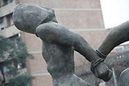 """Monumento a """" NUNCA MÁS """""""