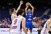 DESCRIZIONE : Berlino Eurobasket 2015 Group B Serbia Italia Serbia Italy<br /> GIOCATORE :&nbsp;Danilo Gallinari<br /> CATEGORIA : nazionale maschile senior A<br /> GARA : Berlino Eurobasket 2015 Group B Serbia Italia Serbia Italy<br /> DATA : 10/09/2015<br /> AUTORE : Agenzia Ciamillo-Castoria