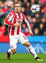 Xherdan Shaqiri of Stoke City - Mandatory by-line: Matt McNulty/JMP - 30/09/2017 - FOOTBALL - Bet365 Stadium - Stoke-on-Trent, England - Stoke City v Southampton - Premier League