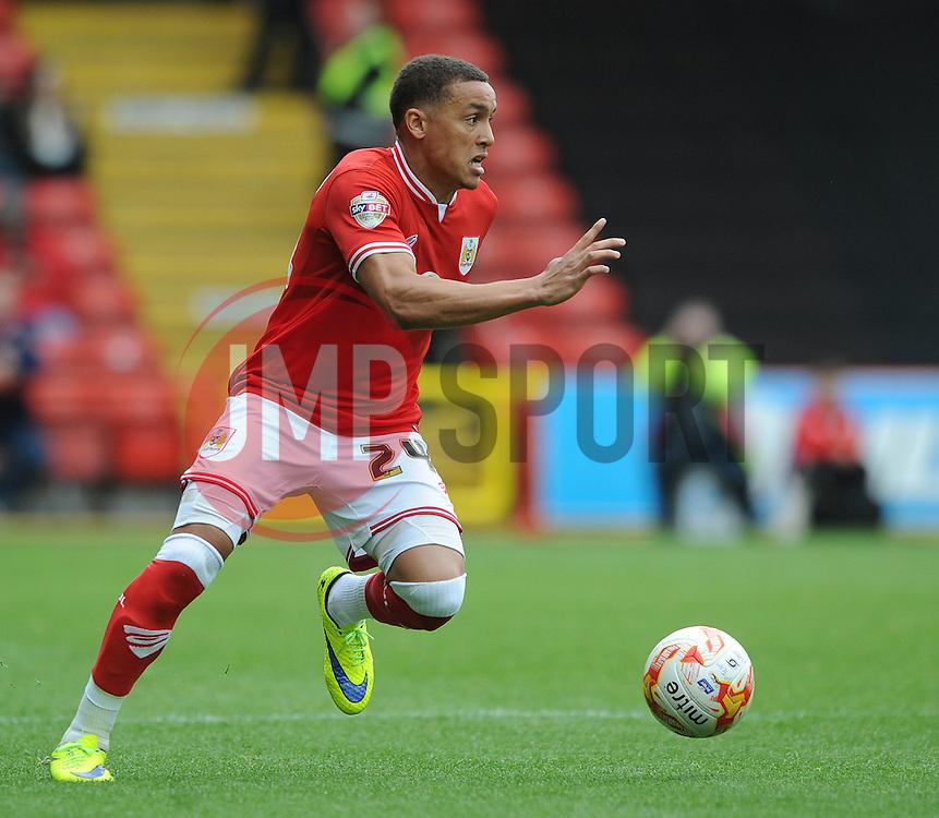 Bristol City's James Tavernier - Photo mandatory by-line: Dougie Allward/JMP - Mobile: 07966 386802 - 03/05/2015 - SPORT - Football - Bristol - Ashton Gate - Bristol City v Walsall - Sky Bet League One