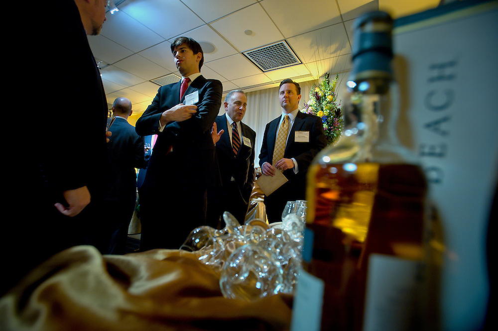 Pepper Hamilton LLP holds their 16th Annual Single Malt Scotch Tasting in downtown Washington, DC.  Pepper Hamilton LLP is a multi-practice law firm with more than 500 lawyers nationally.  The firm provides corporate, litigation and regulatory legal services to leading business, governmental entities, nonprofit organizations and individuals throughout the nation and the world.  The firm was founded in 1890.  Copyright photos by Johnny Bivera