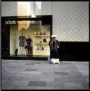 Tokyo Fashion Store Windows