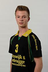 29-10-2014 NED: Selectie Prima Donna Kaas Huizen mannen, Huizen<br /> Selectie seizoen 2014-2015 /