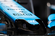 June 6-10, 2019: Canadian Grand Prix. Williams F1 front wing detail