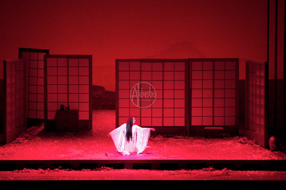 Seattle Opera's production of Puccini's Madama Butterfly.