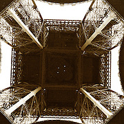The Eiffel Tower in Paris, France. Nicknamed La dame de fer, the iron lady,  is located on the Champ de Mars in Paris. Built in 1889, it has become both a global icon of France and one of the most recognisable structures in the world. The tower is the tallest building in Parisand the most-visited paid monument in the world; millions of people ascend it every year. Named for its designer, engineer Gustave Eiffel, the tower was built as the entrance arch to the 1889 World's Fair..The tower stands 324 metres (1,063 ft) tall, about the same height as an 81-storey building.  Paris, France. 28th February 2011. Photo Tim Clayton