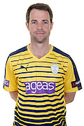 Hampshire left-arm pace bowler James Tomlinson in the 2016 Natwest T20 Blast Shirt. Hampshire CCC Headshots 2016 at the Ageas Bowl, Southampton, United Kingdom on 7 April 2016. Photo by David Vokes.