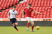 Nottingham Forest U23's Alex Lacovitti during the U23 Professional Development League Play-Off Final match between Nottingham Forest and Bolton Wanderers at the City Ground, Nottingham, England on 4 May 2018. Picture by Jon Hobley.