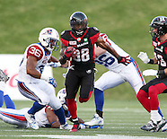 2016 CFL: AUG 19 Alouettes at Redblacks