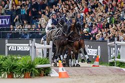 Exell Boyd (AUS), Bajnok, Orias, Demin, Clinton Star<br /> JIM Maastricht 2019<br /> CSI4* Van Mossel Prix<br /> © Hippo Foto - Dirk Caremans<br />  09/11/2019