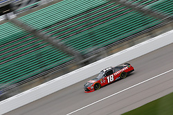 October 19, 2018 - Kansas City, Kansas, United States of America - Ryan Preece (18) takes to the track to practice for the Kansas Lottery 300 at Kansas Speedway in Kansas City, Kansas. (Credit Image: © Justin R. Noe Asp Inc/ASP via ZUMA Wire)