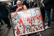Milano, 1° maggio 2015. Mayday contro Expo 2015. Nostalgia del PCI.
