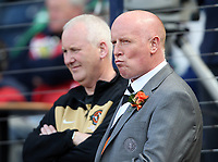 Football - Scottish FA Cup Final - Dundee United vs. Ross County<br /> <br /> <br /> Dundee United manager Peter Houston
