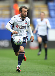 Adam Le Fondre of Bolton Wanderers in action - Mandatory by-line: Jack Phillips/JMP - 29/07/2017 - FOOTBALL - Macron Stadium - Bolton, England - Bolton Wanderers v Stoke City - Pre-Season Club Friendly