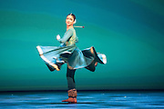The BBC presents the Grand Final of  BBC Young Dancer 2015 at Sadler's Wells Theatre, London. Picture features: Vidya Patel