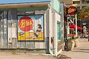 Rita's seaside restaurant in Folly Beach, SC.