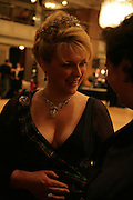 Lady Caroline Dalmany, The Royal Caledonian Ball 2007. Grosvenor House. 4 May 2007.  -DO NOT ARCHIVE-© Copyright Photograph by Dafydd Jones. 248 Clapham Rd. London SW9 0PZ. Tel 0207 820 0771. www.dafjones.com.