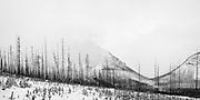 Winter in Kootenay National Park, Feb 2013