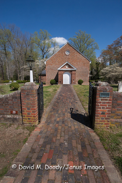Historic Christ Church (founded about 1666, present church built 1712) and cemetary. Middlesex County is a county located on the Middle Peninsula in the U.S. state of Virginia.