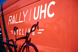 Rally UHC Cycling at Ladies Tour of Norway 2019 - Stage 4, a 154 km road race from Svinesund to Halden, Norway on August 25, 2019. Photo by Sean Robinson/velofocus.com