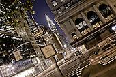 Selected New York City Urban Landscape Photos