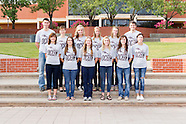 OC Cross Country Team and Individuals - 2013 Season