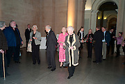 VALERIE KAMPH; REGINE OLIVIER DE QUIOLT, Archive 40 Reception. 40th Anniversary of the Tate archive. Tate Britain. Millbank. London. 25 October 2010. -DO NOT ARCHIVE-© Copyright Photograph by Dafydd Jones. 248 Clapham Rd. London SW9 0PZ. Tel 0207 820 0771. www.dafjones.com.