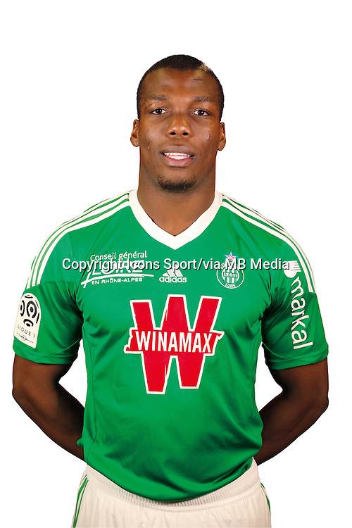 Florentin POGBA - 20.09.2013 - Photo Officielle - Saint Etienne<br /> Photo : Icon Sport