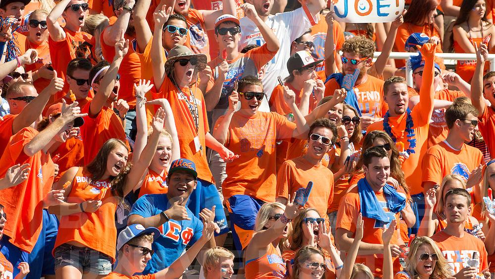 football, Boise State vs. Tennessee Martin, John Kelly photo