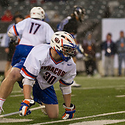 April 01,  2012:  Syracuse midfielder Bobby Eilers (30) during the Big City Classic at  Met Life Stadium in East Rutherford, New Jersey . Duke defeated Syracuse 12-10. (Credit Image: © Kostas Lymperopoulos/Cal Sport Media)