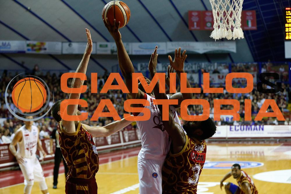 Venezia 25.05.2016<br /> Basket Serie A - Playoff Semifinali Gara 4<br /> Reyer Venezia - EA7 Emporio Armani Milano<br /> <br /> Nella foto: Jamel Mclean