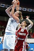 DESCRIZIONE : Riga Latvia Lettonia Eurobasket Women 2009 Qualifying Round Italia Turchia Italy Turkey<br /> GIOCATORE : kathrin ress<br /> SQUADRA : Italia Italy<br /> EVENTO : Eurobasket Women 2009 Campionati Europei Donne 2009 <br /> GARA : Italia Turchia Italy Turkey<br /> DATA : 12/06/2009 <br /> CATEGORIA : tiro<br /> SPORT : Pallacanestro <br /> AUTORE : Agenzia Ciamillo-Castoria/E.Castoria