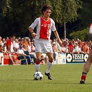 Oefenwedstrijd Zuidvogels - Ajax 1, Daniel de Ridder