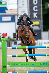 LÜNEBURG Nisse (GER), ALINA 44<br /> Münster - Turnier der Sieger 2019<br /> BRINKHOFF'S NO. 1 -  Preis<br /> CSI4* - Int. Jumping competition  (1.50 m) -<br /> 1. Qualifikation Grosse Tour <br /> Large Tour<br /> 02. August 2019<br /> © www.sportfotos-lafrentz.de/Stefan Lafrentz
