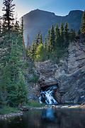 Running Eagle Falls Trail