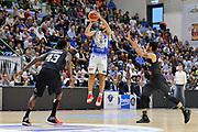 DESCRIZIONE : Beko Legabasket Serie A 2015- 2016 Dinamo Banco di Sardegna Sassari - Pasta Reggia Juve Caserta<br /> GIOCATORE : Rok Stipcevic<br /> CATEGORIA : Tiro Tre Punti Three Point<br /> SQUADRA : Dinamo Banco di Sardegna Sassari<br /> EVENTO : Beko Legabasket Serie A 2015-2016<br /> GARA : Dinamo Banco di Sardegna Sassari - Pasta Reggia Juve Caserta<br /> DATA : 03/04/2016<br /> SPORT : Pallacanestro <br /> AUTORE : Agenzia Ciamillo-Castoria/C.Atzori