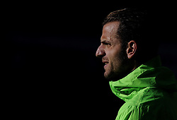 Tottenham Hotspur's Roberto Soldado - Photo mandatory by-line: Joe Meredith/JMP - Tel: Mobile: 07966 386802 19/01/2014 - SPORT - FOOTBALL - Liberty Stadium - Swansea - Swansea City v Tottenham Hotspur - Barclays Premier League
