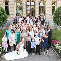 © MEDIArt | Andreas Uher; Jessica und Patrick, Hochzeit, Familie,
