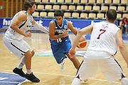DESCRIZIONE : Gorizia Nova Gorica U20 European Championship Men Campionato Europeo<br /> GIOCATORE : Pietro Aradori<br /> SQUADRA : Italy Italia<br /> EVENTO : Gorizia Nova Gorica U20 European Championship Men Campionato Europeo<br /> GARA : Italia Italy Latvia Lettonia <br /> DATA : 08/07/2007<br /> CATEGORIA : Penetrazione<br /> SPORT : Pallacanestro <br /> AUTORE : Agenzia Ciamillo-Castoria/S.Silvestri<br /> Galleria : Fip Nazionali 2007<br /> Fotonotizia : Gorizia Nova Gorica U20 European Championship Men Campionato Europeo<br /> Predefinita :