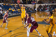 2015-16 A&T Men's Basketball vs UMES